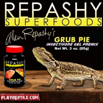 REPASHY GRUB PIE 340GR