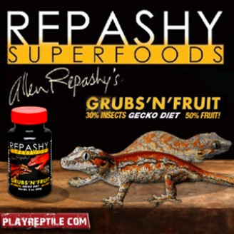 REPASHY GRUBS'N'FRUIT 84GR